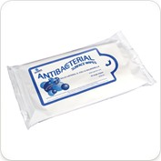 Anti-bacterial Surface Wipes