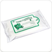 Hand Cleaning & Sanitising Wet Wipes